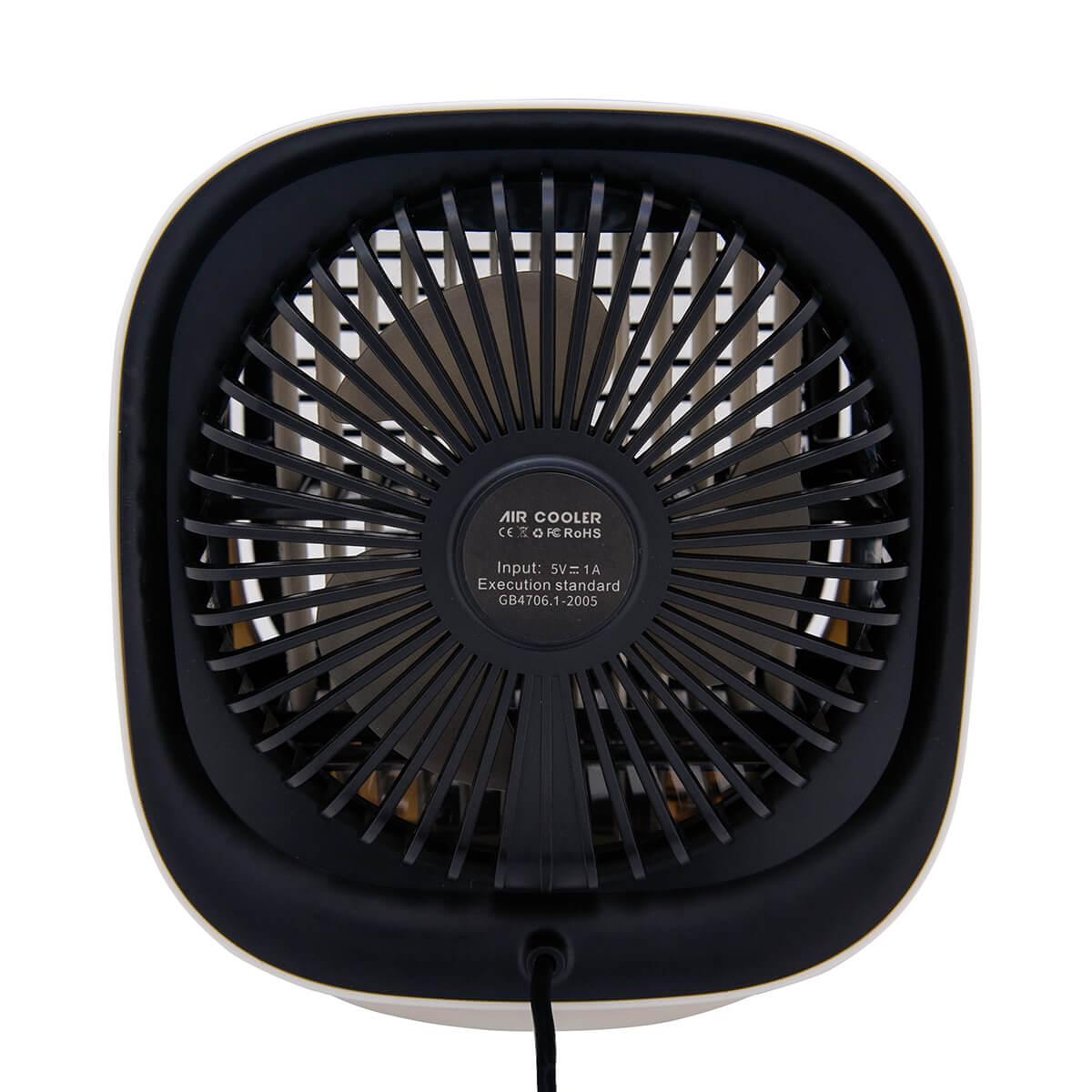 Мини кондиционер Air Cooler MAX с LED подсветкой - 3